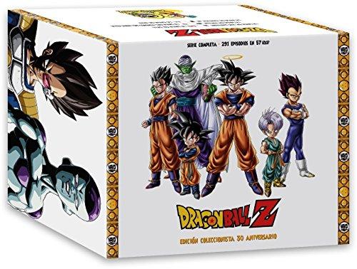 Dragon Ball Z Serie Completa Edicin Coleccionista 30...