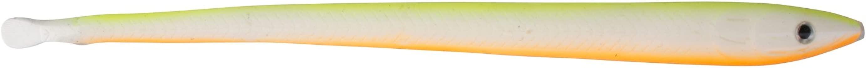LEURRES SG LB Sandeel Slug 16.5cm 32 - Lemon Back 5pcs