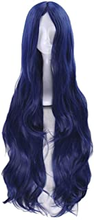 Ani·Lnc Shirogane Tsumugi Long Curly Wig Cosplay Costume Dangan Ronpa Heat Resistant Hair Women Wigs