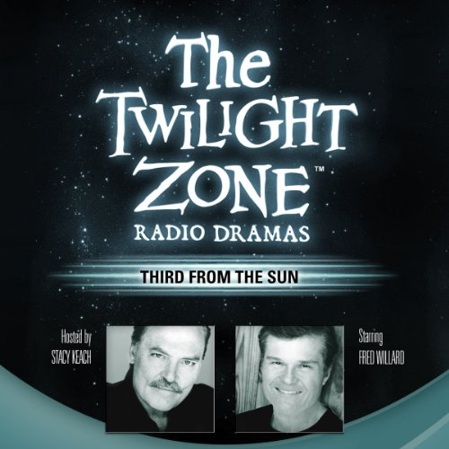 Third from the Sun audiobook cover art