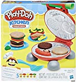 Best Play-Doh Play Kitchens - Play-Doh Burger Barbecue Toy Review