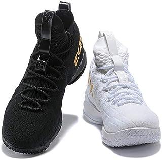 84a2e3c57a4 YUEE Men s Lebron XV Equality Basketball Shoes