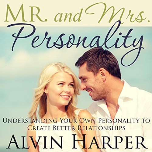 Mr. and Mrs. Personality audiobook cover art