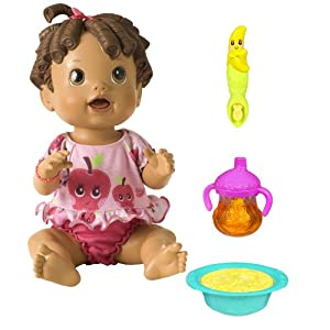 Baby Alive Baby All Gone Doll - Hispanic