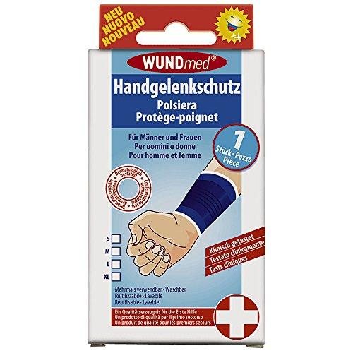 WUNDmed Handstütze Handbandage Handgelenkbandage Bandage Gelenkschutz Gr. S waschbar mehrmals verwendbar