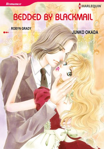 Bedded by Blackmail: Harlequin comics (English Edition)
