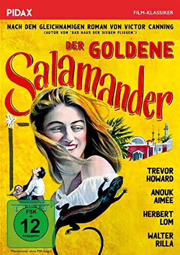 Der goldene Salamander / Packender Abenteuerkrimi mit Starbesetzung (Pidax Film-Klassiker)