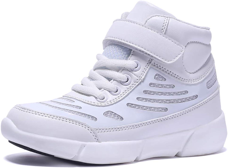 Luminous skor for män män män and kvinnor Parples ledde Seven Färg ljus Vamp skor Mode Dance Step Step skor Ökade, Chock Absorption, slit -Resistent, Anti -Collision  billig grossist