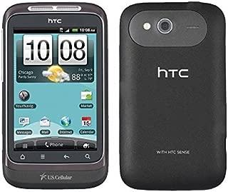 HTC Wildfire S CDMA Bluetooth Android Black Phone U.S Cellular