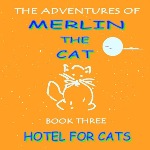 Hotel for Cats audiobook cover art