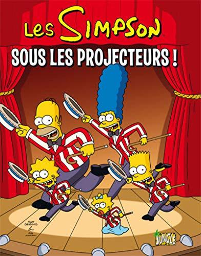 Les Simpson - tome 13 Sous les projecteurs (13)