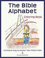 The Bible Alphabet Coloring Book