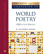 The Facts on File Companion to World Poetry: 1900 to the Present (Companion to Literature)