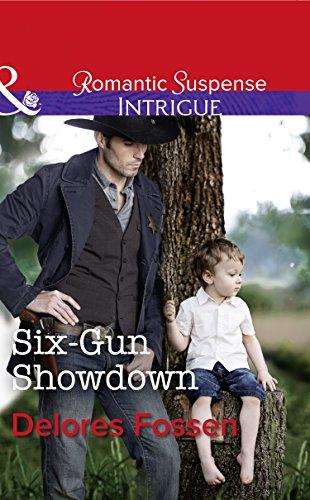 Six-Gun Showdown (Mills & Boon Intrigue) (Appaloosa Pass Ranch, Book 5) (English Edition)