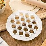 LXJLXJ Dumpling Mold Maker Boulette Chiffre d'affaires Pâte de Presse facile DIY Boulette Moule