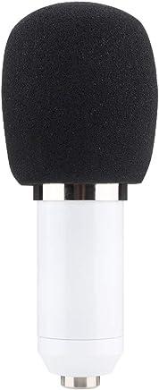 Wendry Microfono, Cavo di Registrazione Karaoke Microfono, capacità cablata Online Karaoke Microfono di Registrazione dal Vivo, microfoni dinamici vocali, Microfono per Computer(Bianca) - Trova i prezzi più bassi