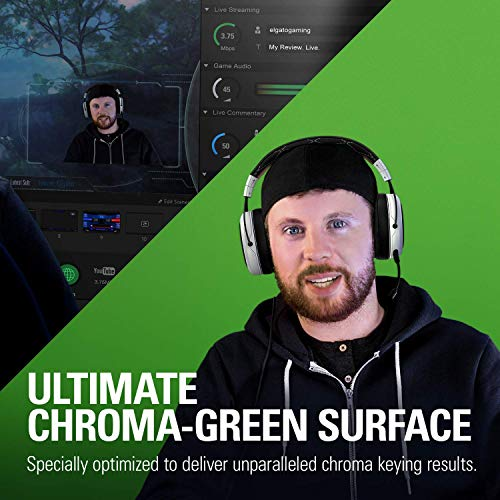 The Best Green Screen for Streaming 13
