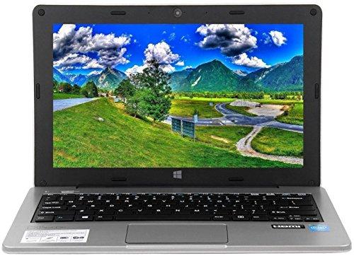 Micromax Canvas Lapbook L1160 11.6-inch Laptop (Intel Quad Core/2GB/32GB/Windows 10/Integrated Graphics), Black