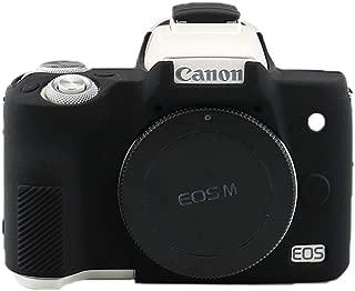 1PCS 4/colori per scegliere Elastico morbido neoprene custodia della copertura della borsa per fotocamera Canon EOS M50/EOSM50/15/ /45/mm Lens