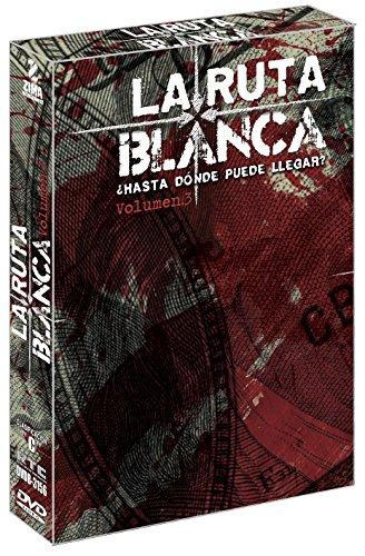 La Ruta Blanca Volumen 3 (Capitulos 57 al 84) (DVD Region 1/4) (Solo Espanol/ No English Options)