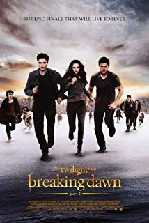 11 x 17 The Twilight Saga: Breaking Dawn - Part 2 Movie Poster