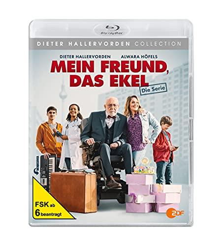 Mein Freund,das Ekel-die Serie (2 Blu-Ray)
