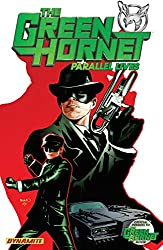 Image: The Green Hornet: Parallel Lives, Kindle and comiXology, by Jai Nitz (Author), Nigel Raynor (Artist). Publisher: Dynamite (November 6, 2013)