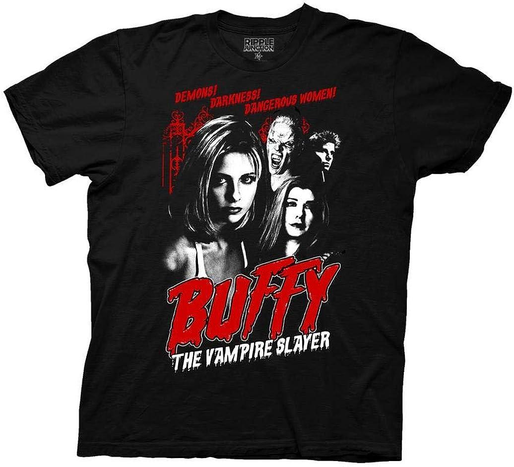 Ripple Junction Buffy The store Vampire San Diego Mall Demons Adult Dar Slayer Unisex