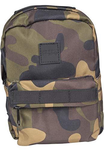 Urban Classics Mini Backpack Mochila tipo casual, 21 cm, 2 l