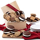 GourmetGiftBaskets.com Holiday Baked Goods Gift, Gourmet Gift Baskets Prime Delivery, Bakery Gift...