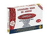 Robis Levadura Roja de Arroz Complemento Alimenticio Natural - 40 Cápsulas