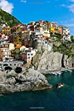 Day View of Seaside Town of Manarola Italy (Cinque...