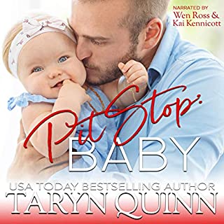 Pit Stop: Baby! audiobook cover art