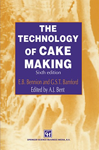 The Technology of Cake Making (English Edition)