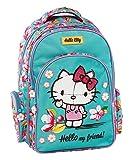 Hello Kitty Cartable, 44 cm, Vert Menthe
