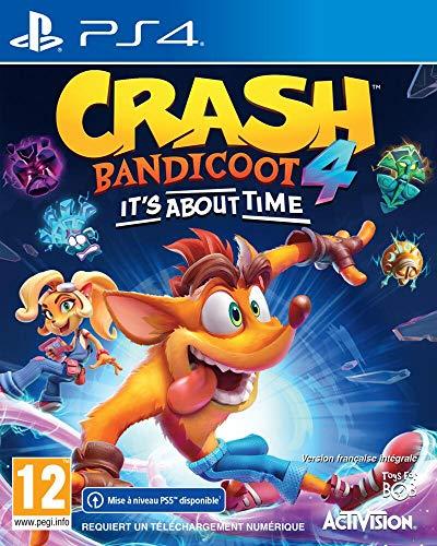 Crash Bandicoot 4 : It's About Time (PS4)
