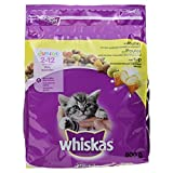 Whiskas Pienso para gatos junior con sabor Pollo (800g)