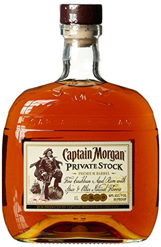 Captain Morgan Private Stock (1 x 1 l)