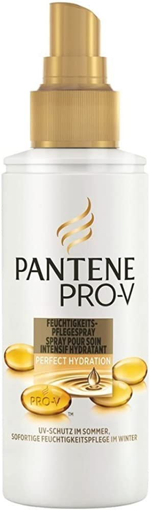 pantene pro-v - spray di protezione uv per capelli 150 ml confezione da 3 4084500573161