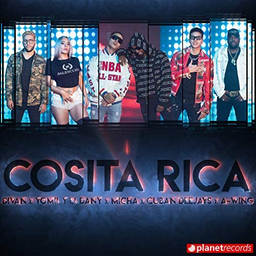 Cuban Deejays, El Micha & Yomil y El Dany feat. Divan & A-WING