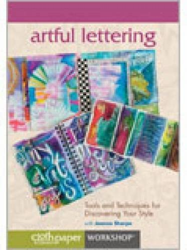 Artful Lettering Tools Techniques Discovering Your Style product image