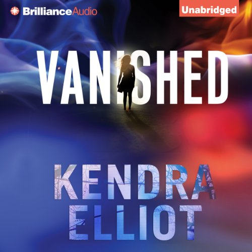 Vanished audiobook cover art
