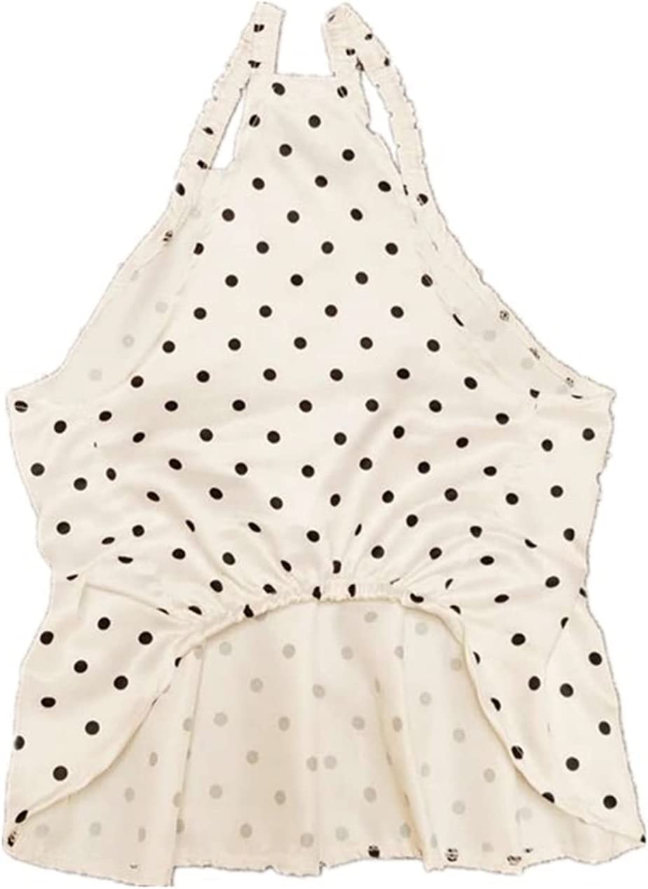 Manufacturer OFFicial shop Pet Dog Clothes Princess Dress Band Set Charlotte Mall Hair