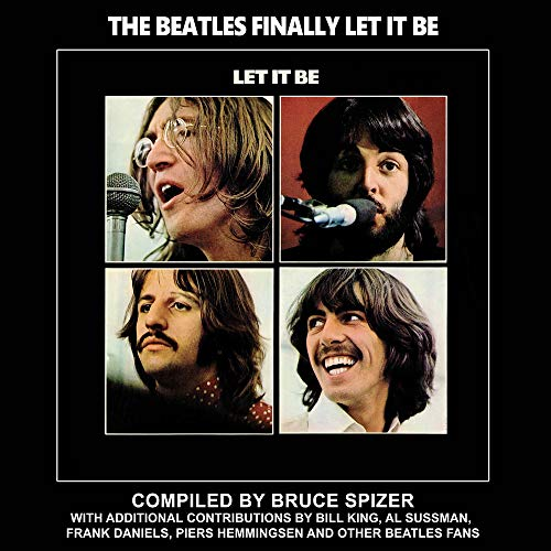 The Beatles Finally Let It Be (Beatles Album)