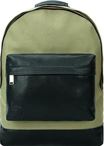 Mi-Pac Gold Backpack Mochila Tipo Casual, 41 cm, 17 Litros, Tumbl Kaki/Blk