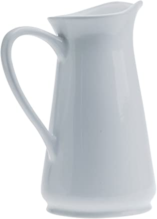 Denmark - White Porcelain Pitcher 94 ounce 2.8 Liter
