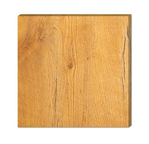 Stil.Zeit Farbmuster Möbel Fronten und Korpusse/Maß:10x20x1,5cm / Farbe Holz-Design Eiche