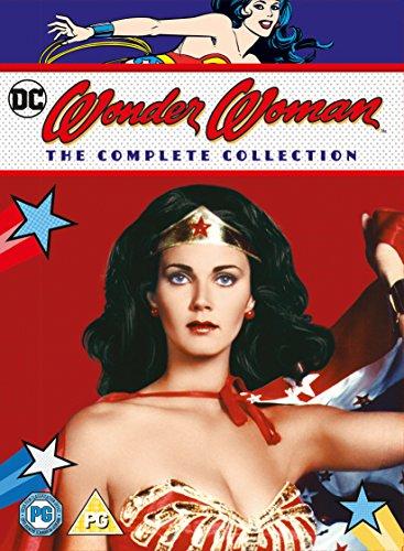 Wonder Woman: The Complete Collection [DVD] UK-Import, Sprache-Englisch