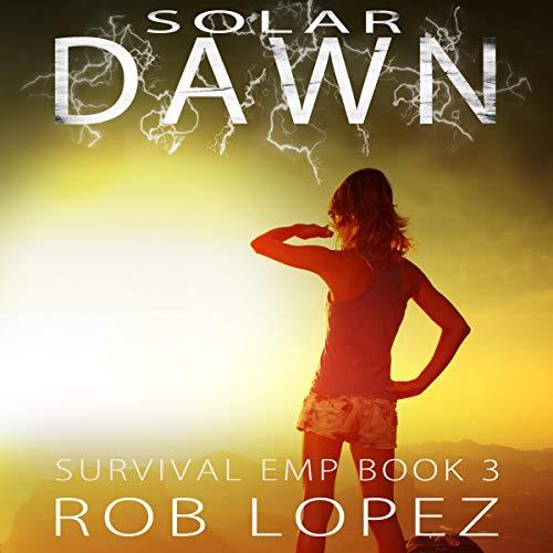 Solar Dawn cover art