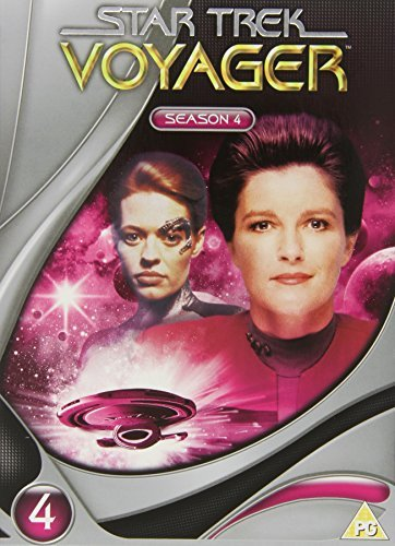 Star Trek Voyager - Season 4 (Slimline Edition)